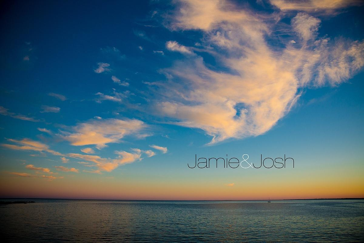 A very fun engagement session in Newport RI with Jamie and Josh